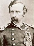 David Frances Barry - General George A. Custer, 1876 - Fotografik Baskı