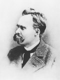 Friedrich Wilhelm Nietzsche in 1883, Illustration from Nietzsche by Daniel Halevy Photographic Print