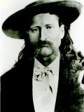 Wild Bill Hickok Photographic Print