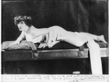 Colette Photographic Print by Reutlinger Studio