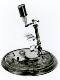 Darwin's Microscope Photographic Print