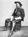 General George A. Custer Photographic Print by Mathew B. Brady