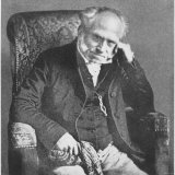 Arthur Schopenhauer, 1854 Photographic Print