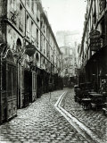 Passage du Dragon, Paris, 1858-78 Photographic Print by Charles Marville