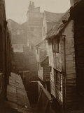 Cloth Fair, Smithfield c.1875 Photographic Print by Peter Henry Emerson