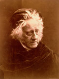 Sir John Frederick William Herschel Photographic Print by Julia Margaret Cameron