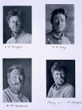 Members of the Terra Nova Expedition Photographic Print by Herbert Ponting
