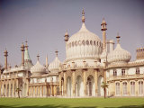 Brighton Royal Pavilion Photographic Print by John Nash