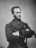 General William T. Sherman Photographic Print by Mathew Brady