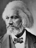 Frederick Douglass Photographic Print by Mathew Brady