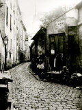 Rue du Jardinet and the Cul-De-Sac of Rohan, Paris, 1858-78 Photographic Print by Charles Marville