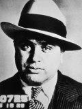 Al Capone, 1929 Photographic Print