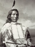 Red Cloud Chief Photographic Print by Charles M. Bell