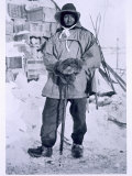 Petty Officer Edgar Evans During the Terra Nova Expedition Photographic Print by Herbert Ponting