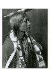 Jicarilla Apache Lámina por Curtis, Edward S.