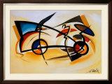Perpetual Motion Art by Alfred Gockel
