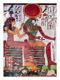 Nefertari Ramses Posters