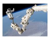 NASA Space Shuttle Arm Prints