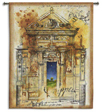 Monument I Wall Tapestry by Fressiner 