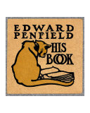Edward Penfield, His Book Posters by Edward Penfield
