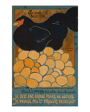 French Hen Poster par  Dovanne