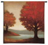 Escape Wall Tapestry by Edward Raymes