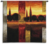 Reflections II Wall Tapestry by Gregory Williams