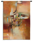Incantation II Wall Tapestry by Asha Menghrajani