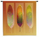 Golden Mean Wall Tapestry by Robert Mertens