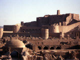 The Medieval Fortress of the 2,000 Year-Old City of Bam, Iran, September 2003 Photographic Print by Franco Fracassi
