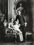 Kaiser Karl I and His Family Photographic Print