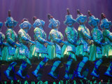 Ethnic Minority Performers from South West China's Guizhou Province Photographic Print by Ng Han Guan
