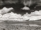 Mountain Lake, Tibet Photographic Print