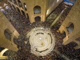 Thousands Attend Mass in Aparecida Do Norte, Brazil, October 12, 2006 Fotografisk tryk af Victor R. Caivano