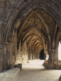 The Cloister of Se Patriarcal in Lisbon Photographic Print