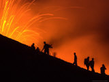 Mount Etna, Near Nicolosi, Italy Photographic Print by Pier Paolo Cito