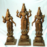Antique Idols Photographic Print by Manish Swarup