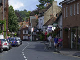 The Village of Cookham, Buckinghamshire Photographic Print