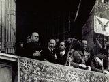 Benito Mussolini Photographic Print