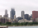 A Day after Boeing Co. Announced It Would Move its Corporate Headquarters from Seattle to Chicago Photographic Print