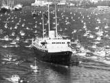 Royal Yacht Britannia Photographic Print