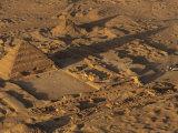 Step Pyramid of Djoser, Saqqara, Old Kingdom, Egypt Photographic Print by Kenneth Garrett
