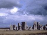 England's Stonehenge Photographic Print