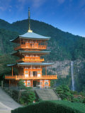 Kumano Nachi Shrine, Katsuura, Wakayama, Japan Photographic Print by Rob Tilley