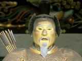 Statue of Tokugawa Shogun, Toshogu Shrine, Tochigi, Nikko, Japan Photographic Print by Rob Tilley