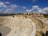 Amphitheatre Ruins, Aphrodisius, Turkey Photographic Print by Joe Restuccia III