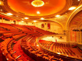 Interior of Regent Theatre, Dunedin, South Island, New Zealand Photographic Print by David Wall