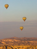 Balloon Ride over Cappadocia, Turkey Photographic Print by Joe Restuccia III