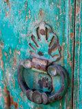 Village Door, Turkey Fotografisk trykk av Joe Restuccia III
