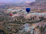 Balloon Ride over Cappadocia, Turkey Photographie par Joe Restuccia III